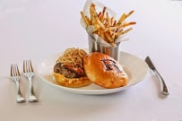 Rugby Grille Burger & Fries Birmingham MI