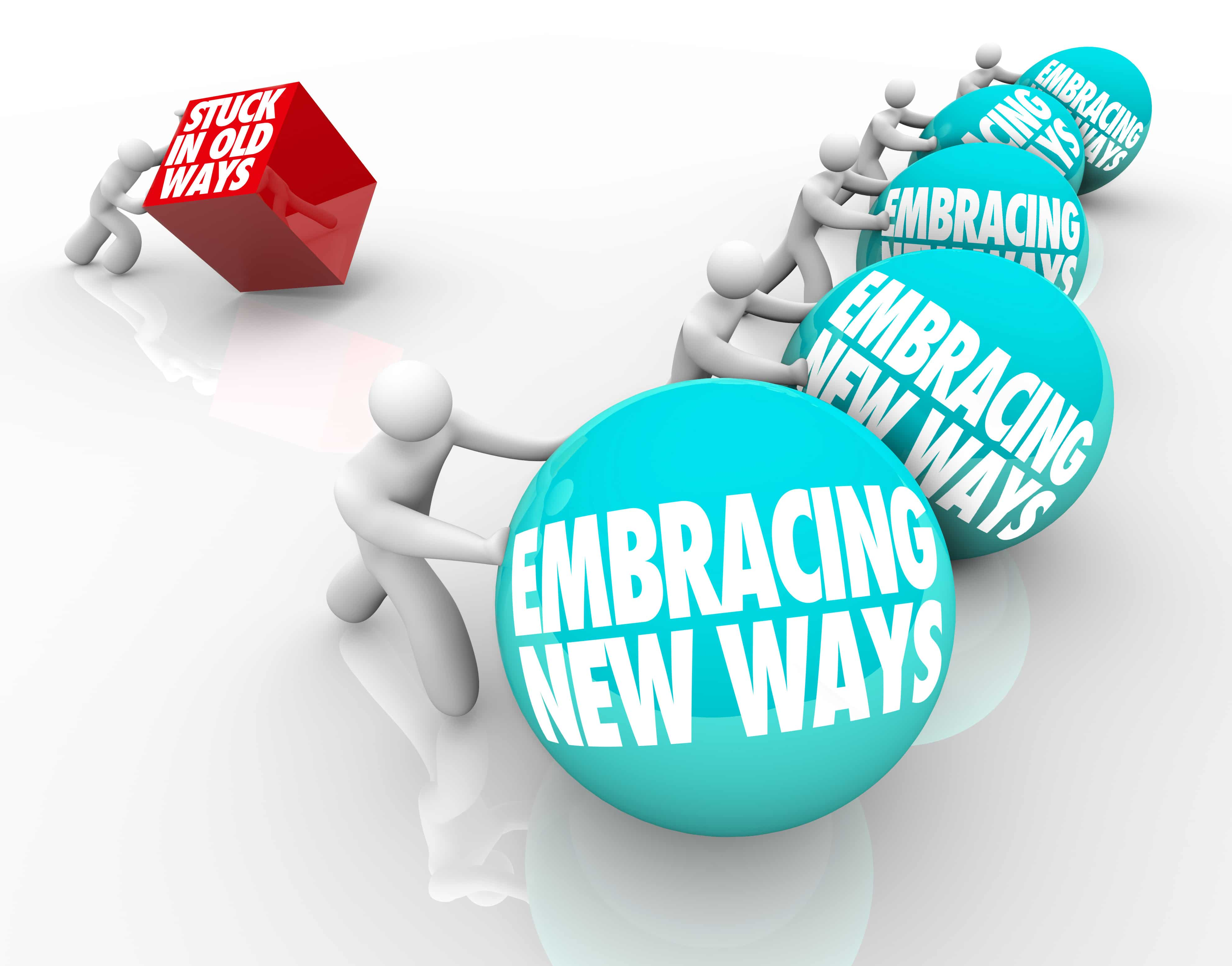 challenges of an organization adapting to change essay Perhaps the main objective for introducing organizational change and  change  will affect them as well as how they will adapt to the change.