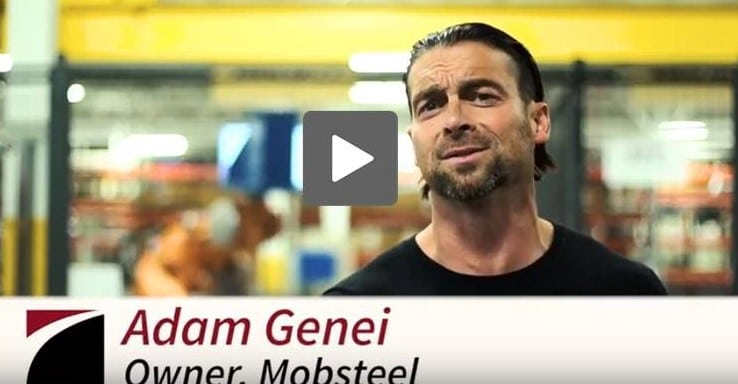 ICR 25th Guest - Adam Genei, Owner, Mobsteel